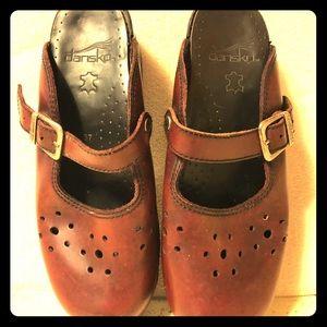Dansko half sandal